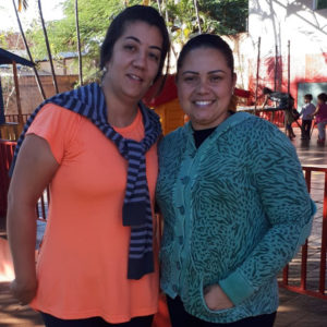 Coordenadora Pedagógica e Assistente Social